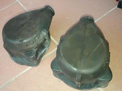 testarossa boot covers